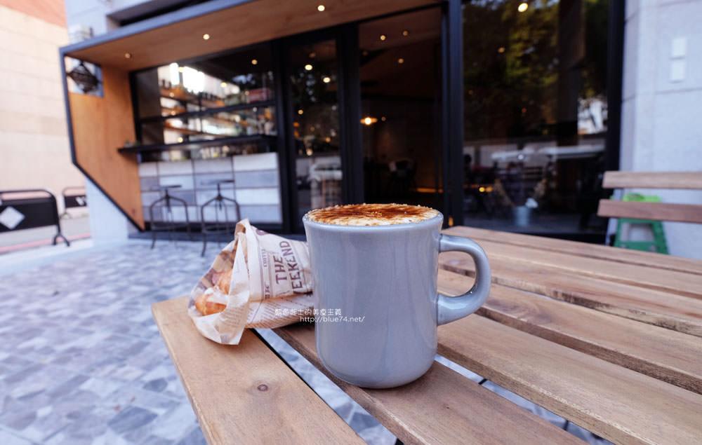 台中北區│玖安飛飛-北區有設計感的咖啡館.吃輕食喝咖啡再來份下午茶甜點~