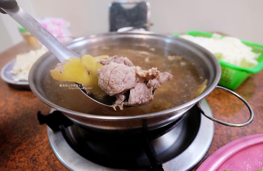 達日好羊肉爐-清燉羊肉爐.老闆娘很會介紹菜色.會不小心點太多