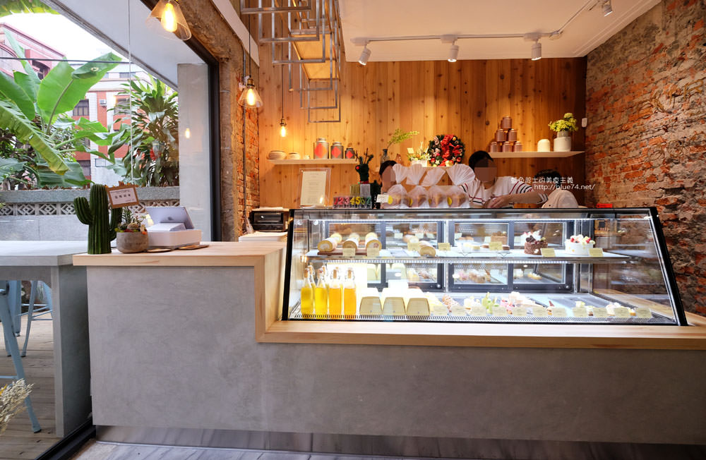 蜜柑法式甜點麵包-漂亮有氛圍的老屋庭院甜點烘焙店