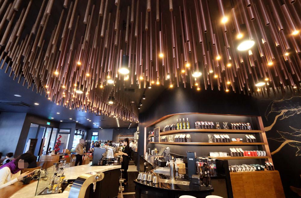 20171212234029 6 - 星巴克台中大英門市-咖啡城市中的全台第二間星巴克摩登典藏吧台門市.中南部唯一的雙吧台