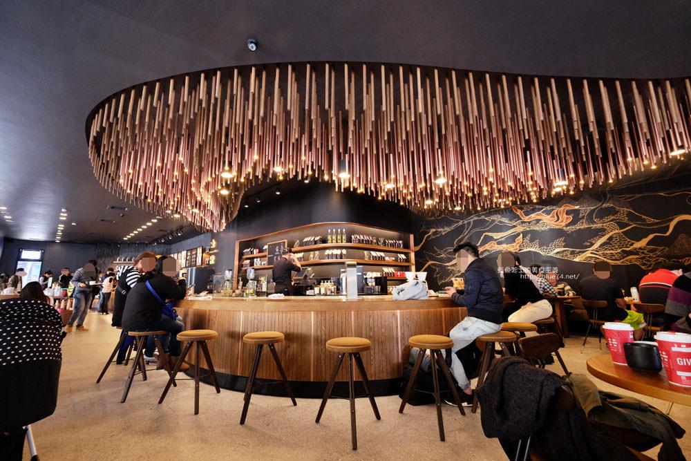 20171212234106 2 - 星巴克台中大英門市-咖啡城市中的全台第二間星巴克摩登典藏吧台門市.中南部唯一的雙吧台