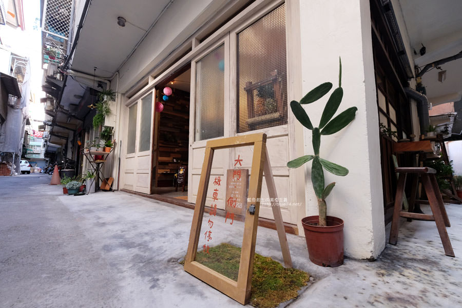 20171220132708 65 - Kichi-隱密巷弄老屋日式鬆餅店.鹹甜口味鬆餅都有.星期三六還可以逛逛樓上的三十二古物店喔