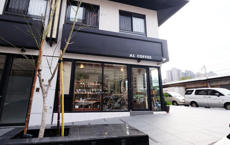 20171221113327 92 - A1 Coffee德邑咖啡-轉角光線充足中科咖啡館