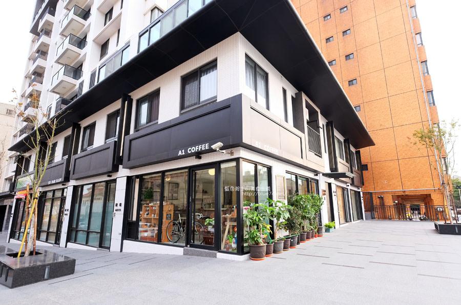 20171221113328 32 - A1 Coffee德邑咖啡-轉角光線充足中科咖啡館