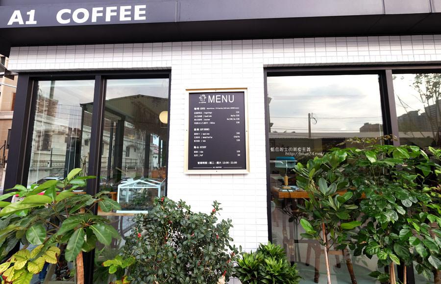 20171221113330 42 - A1 Coffee德邑咖啡-轉角光線充足中科咖啡館