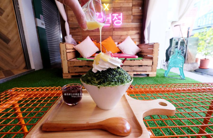 20171227133024 83 - 壹善亭-中華夜市裡的韓國冰甜品.裝潢很好拍