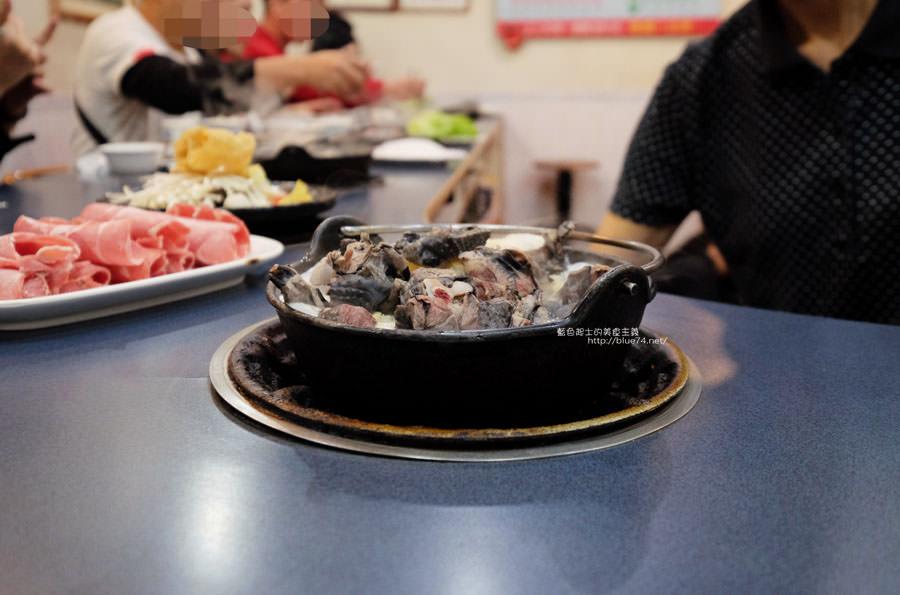 20180103014452 20 - 阿里郎迷你火鍋-整罐米酒的燒酒雞.蒜頭雞有滿滿的蛤蜊和蒜頭