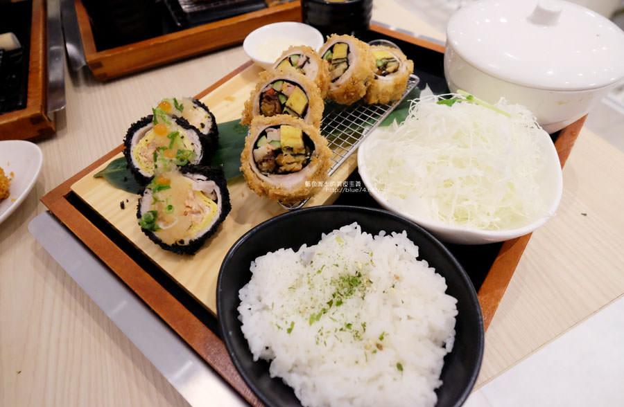 20180109010725 89 - 品田牧場台中東海店-進駐Jmall食尚廣場.花壽司和握壽司豬排有創意.268元套餐滿划算的