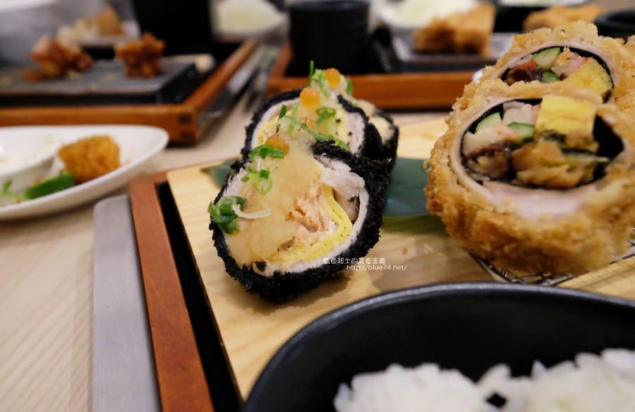 20180109010726 43 - 品田牧場台中東海店-進駐Jmall食尚廣場.花壽司和握壽司豬排有創意.268元套餐滿划算的