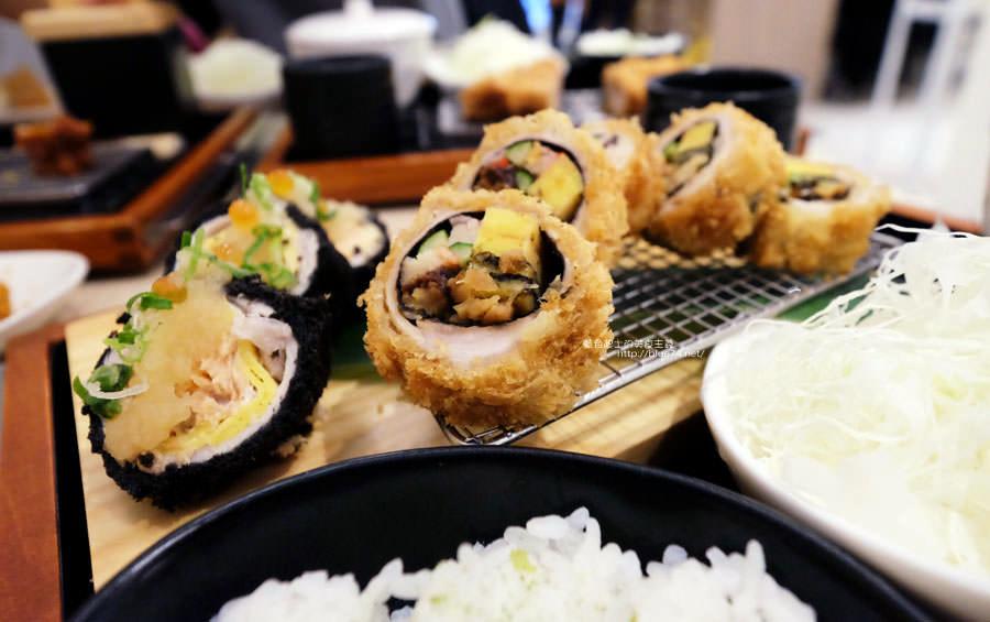 20180109010732 23 - 品田牧場台中東海店-進駐Jmall食尚廣場.花壽司和握壽司豬排有創意.268元套餐滿划算的