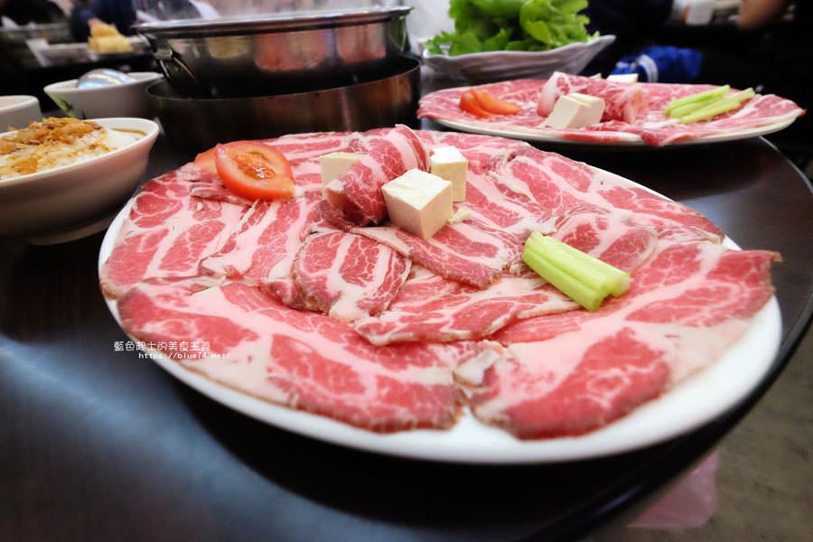 20180128005750 15 - 賢哥牛肉爐-來自彰化.走過一甲子的祖傳牛肉湯頭及自製沙茶醬.也有豬肉鍋