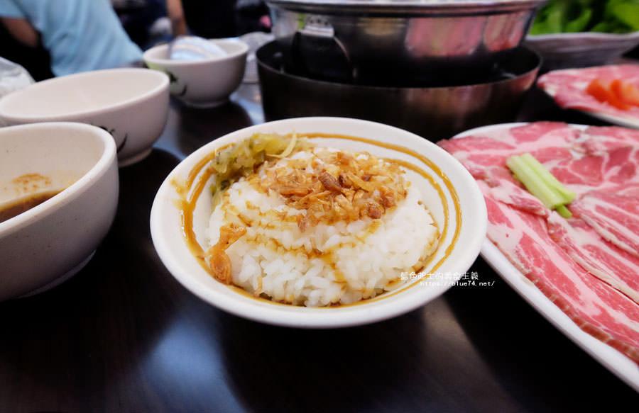 20180128005802 72 - 賢哥牛肉爐-來自彰化.走過一甲子的祖傳牛肉湯頭及自製沙茶醬.也有豬肉鍋