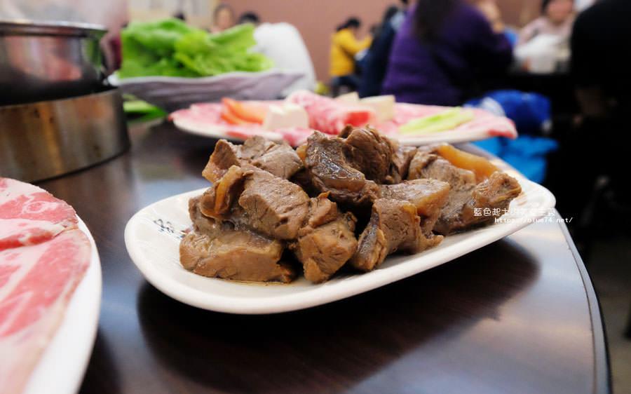 20180128005803 66 - 賢哥牛肉爐-來自彰化.走過一甲子的祖傳牛肉湯頭及自製沙茶醬.也有豬肉鍋
