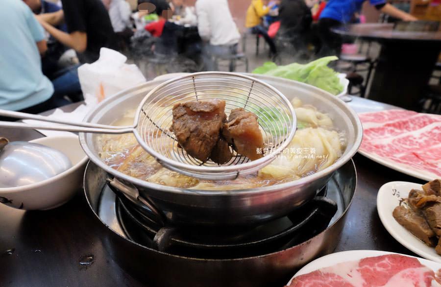 20180128005810 64 - 賢哥牛肉爐-來自彰化.走過一甲子的祖傳牛肉湯頭及自製沙茶醬.也有豬肉鍋