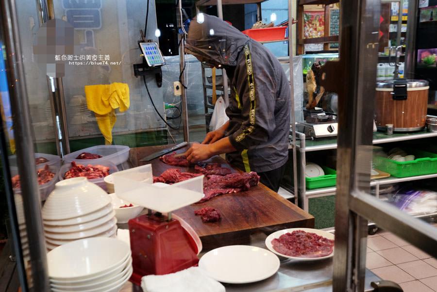 20180203001934 34 - 大三仙頂級現宰牛肉湯-多人直接點牛肉爐.一個人來也方便點.現炒加肉燥飯加一碗牛肉湯