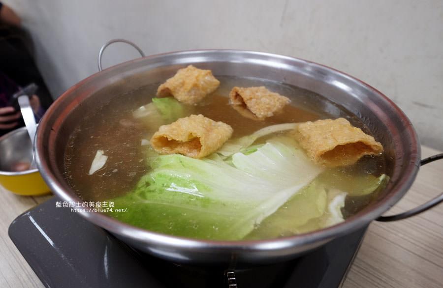 20180203001952 14 - 大三仙頂級現宰牛肉湯-多人直接點牛肉爐.一個人來也方便點.現炒加肉燥飯加一碗牛肉湯
