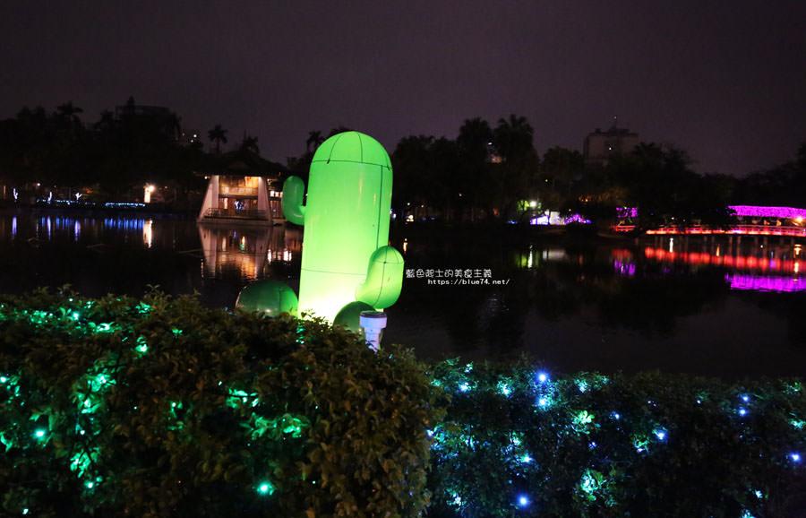20180222233805 20 - 台中燈會喜迎來富,台中公園VS清水燈區,哪一區最好逛?