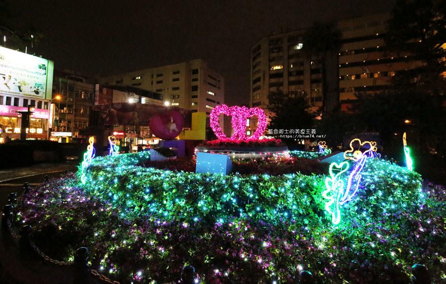 20180222233807 26 - 台中燈會喜迎來富,台中公園VS清水燈區,哪一區最好逛?