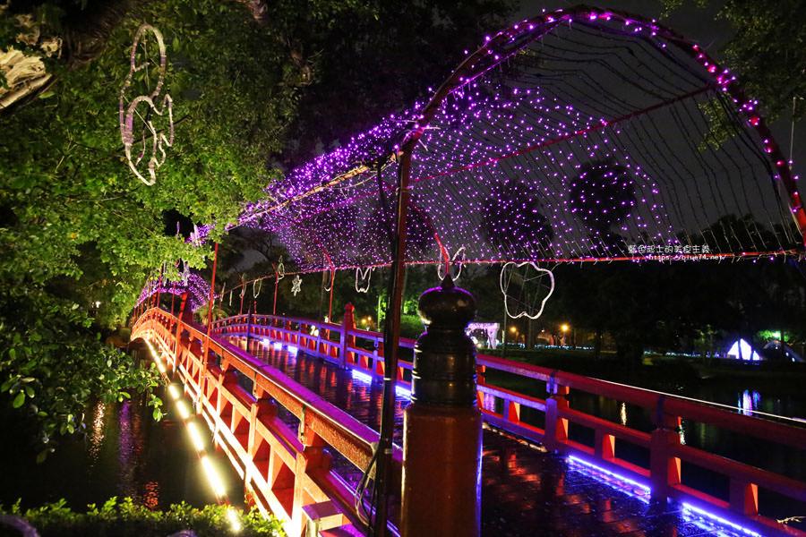 20180222233815 25 - 台中燈會喜迎來富,台中公園VS清水燈區,哪一區最好逛?
