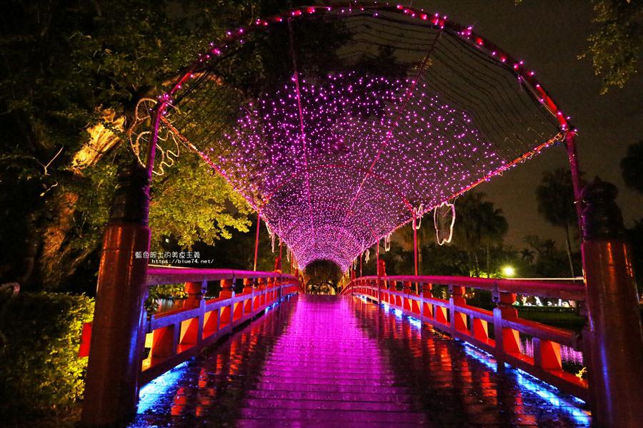 20180222233816 59 - 台中燈會喜迎來富,台中公園VS清水燈區,哪一區最好逛?