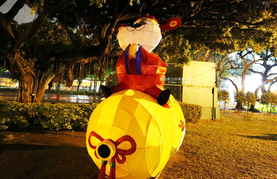 20180222233817 39 - 2018中臺灣元宵燈會-喜迎來富就在台中公園.小提燈摸彩與交通資訊看這裡
