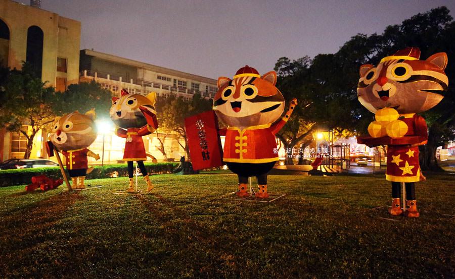 20180222234257 78 - 2018中臺灣元宵燈會-喜迎來富就在台中公園.小提燈摸彩與交通資訊看這裡