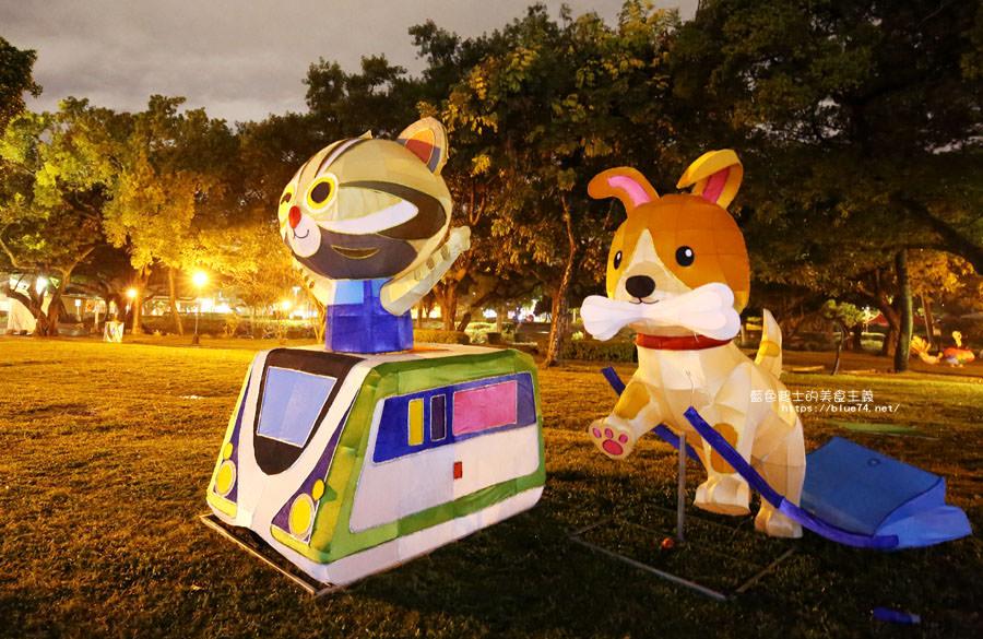 20180223001518 98 - 台中燈會喜迎來富,台中公園VS清水燈區,哪一區最好逛?