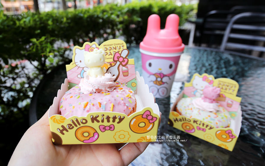 20180226095632 57 - 統一多拿滋Mister Donut-春日限定Hello Kitty雲朵甜甜圈超卡哇依療癒的啦