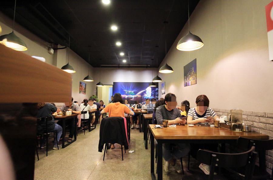 20180306232928 12 - 新馬小廚海南雞飯│等了一小時才吃到的新加坡和馬來西亞道地小吃