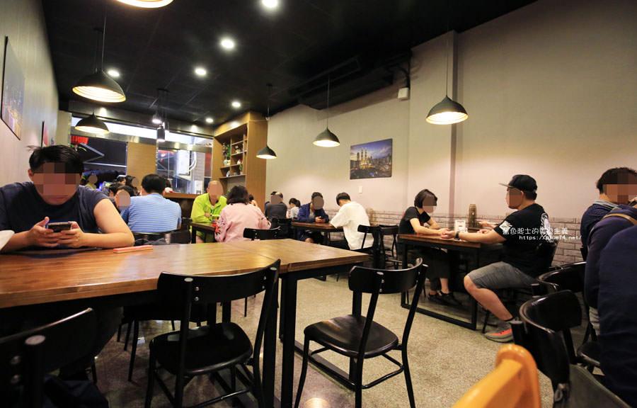 20180306232930 33 - 新馬小廚海南雞飯│等了一小時才吃到的新加坡和馬來西亞道地小吃