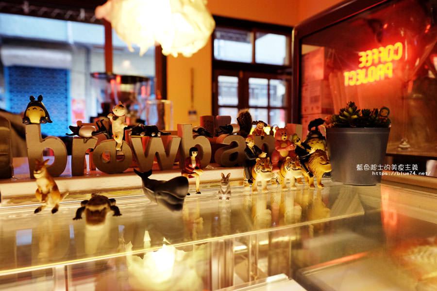 台中大甲│布魯本咖啡Brewband Coffee-大甲隱藏版咖啡館.聽說有好吃的千層蛋糕