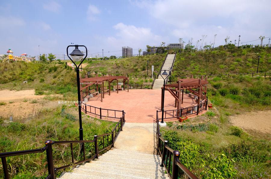 20180328160832 88 - 舞衫生態公園│海線的秋紅谷,沙鹿夜景新秘境公園