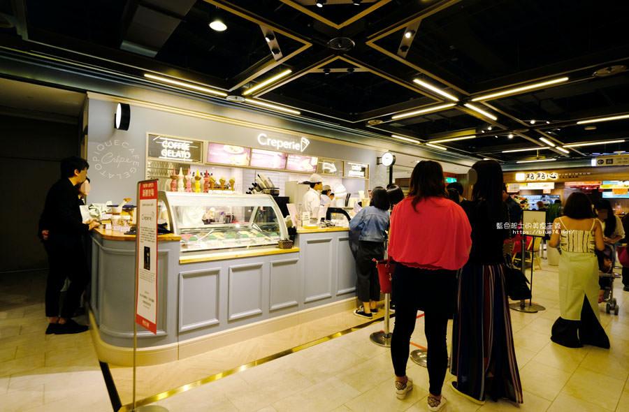 20180330190335 9 - gelato pique cafe X TSUJIRI辻利茶舗-史上最強聯名抹茶可麗餅.台中新光三越中港店10F