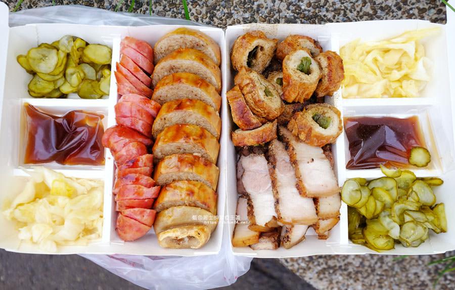 20180330231450 27 - 巧之房傳統小吃美食餐車-出沒遊走台中和彰化.脆皮大腸和花生糯米腸大推.鹹豬肉不要錯過