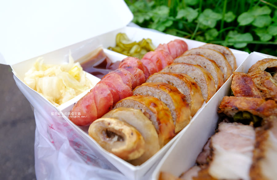 20180330231450 39 - 巧之房傳統小吃美食餐車-出沒遊走台中和彰化.脆皮大腸和花生糯米腸大推.鹹豬肉不要錯過