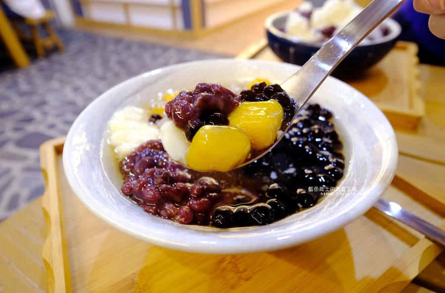 台中西區│天穿豆花-台中新開.豆花.杏仁露.甜湯.剉冰.還吃的到客家風味擂茶跟米食喔