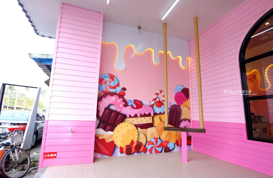 20180401210308 47 - 7-11后糖門市-粉紅少女心爆發.全台第一家夢幻粉紅糖果屋