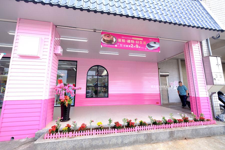 20180401210316 26 - 7-11后糖門市-粉紅少女心爆發.全台第一家夢幻粉紅糖果屋