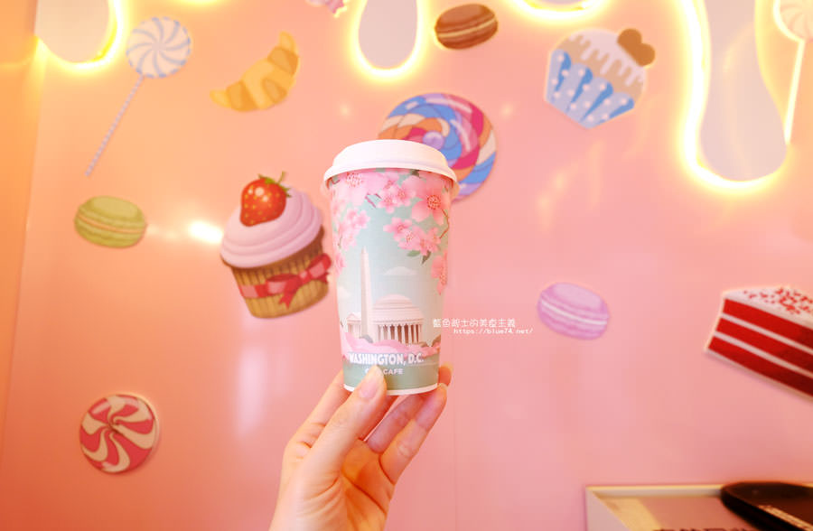 20180401210325 83 - 7-11后糖門市-粉紅少女心爆發.全台第一家夢幻粉紅糖果屋