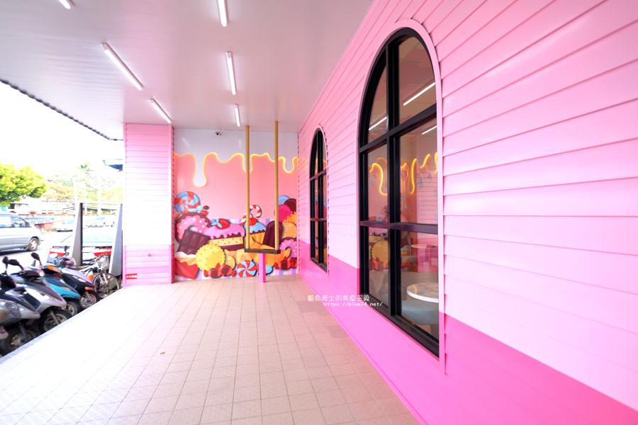 20180401210328 23 - 7-11后糖門市-粉紅少女心爆發.全台第一家夢幻粉紅糖果屋