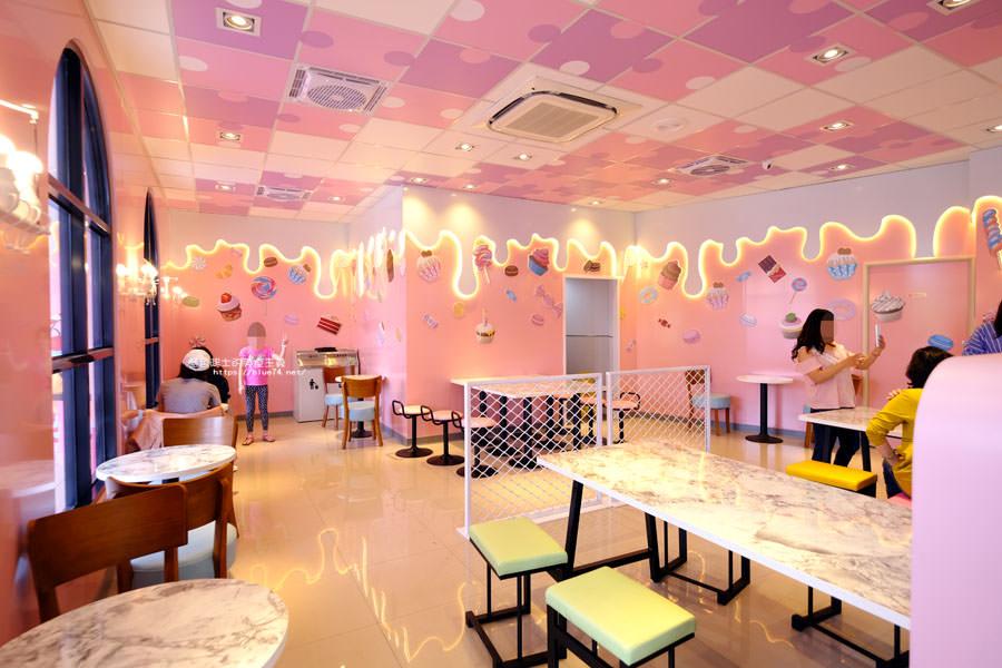 20180401210329 47 - 7-11后糖門市-粉紅少女心爆發.全台第一家夢幻粉紅糖果屋