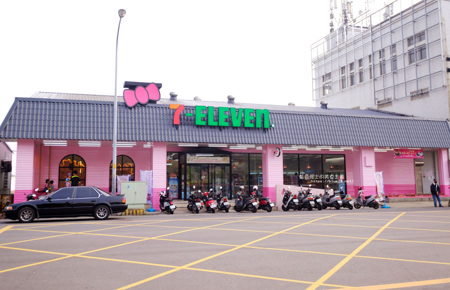 20180401210331 51 - 7-11后糖門市-粉紅少女心爆發.全台第一家夢幻粉紅糖果屋