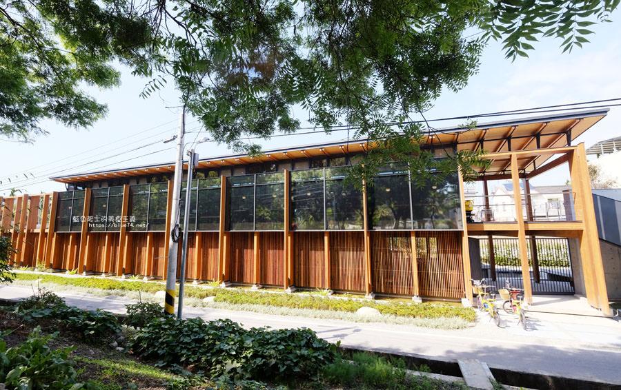 台中石岡│OnOnNature農食住實驗場-最美自行車道旁的咖啡館.順遊東豐綠色走廊和后豐鐵馬道