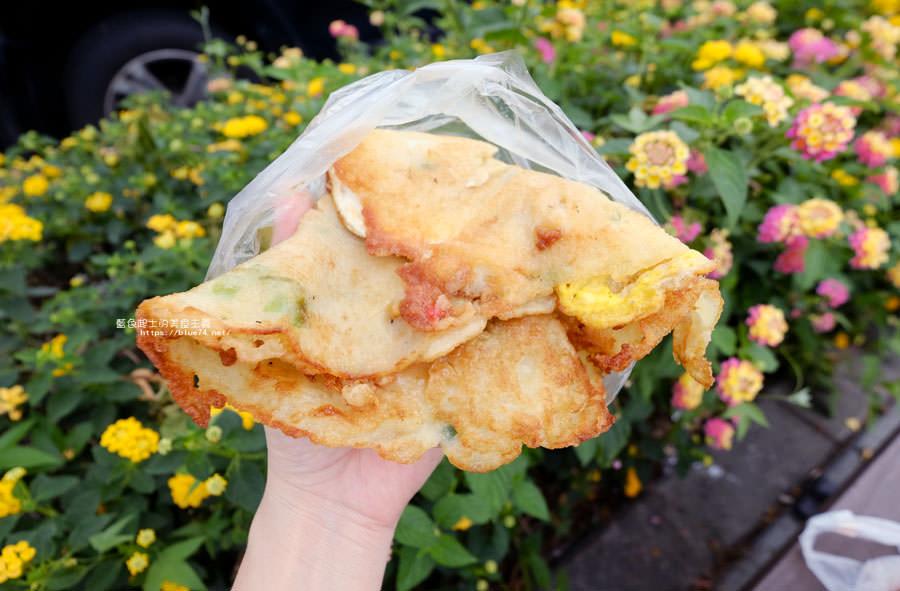20180510011619 61 - 有春早點|國術館裡的早餐店,古早味麵糊蛋餅加上水煎包,再訪饅頭加燒餅