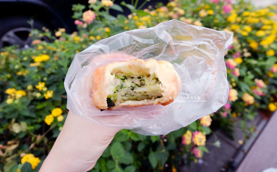 20180510011623 45 - 有春早點|國術館裡的早餐店,古早味麵糊蛋餅加上水煎包,再訪饅頭加燒餅