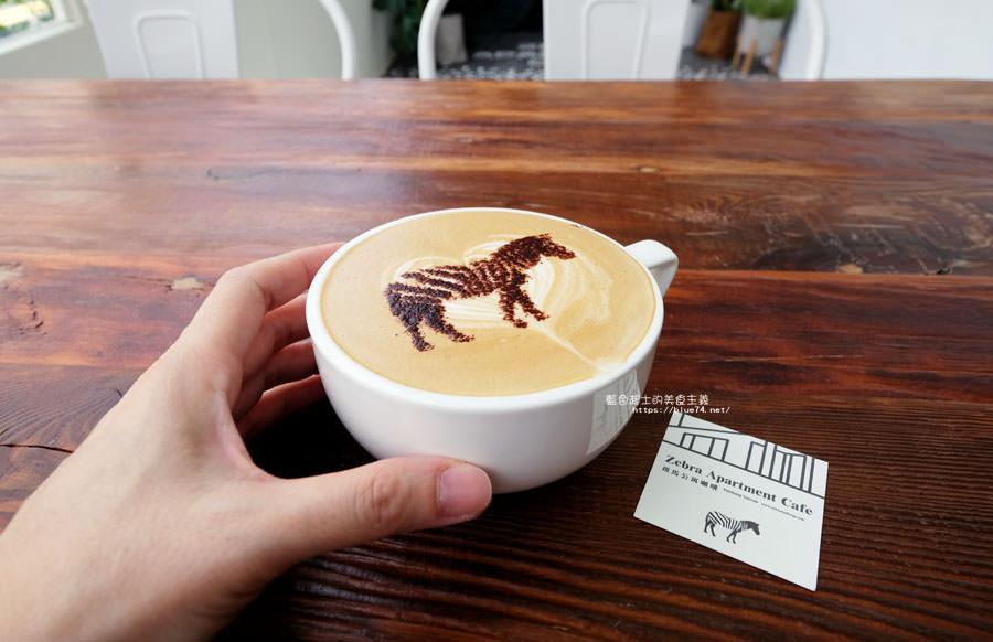 20180515122634 34 - 斑馬公寓咖啡│綠意點綴視覺系玻璃屋,還有網美必拍斑馬打卡牆喔