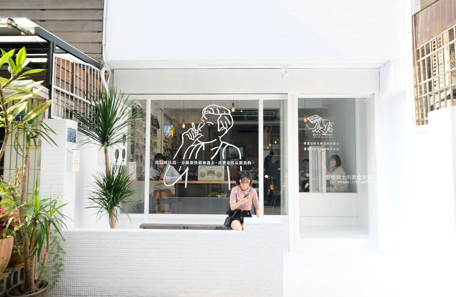 20180603204144 3 - 感傷唱片行│台灣唯一卡式帶專賣店,適合拍照放空的好地方,台中國美館巷弄特色小店