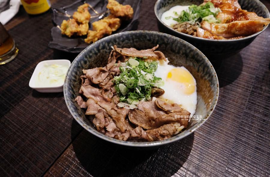 20180611234552 28 - 稻麥食堂│台中深夜食堂,丼飯和烤物表現不錯
