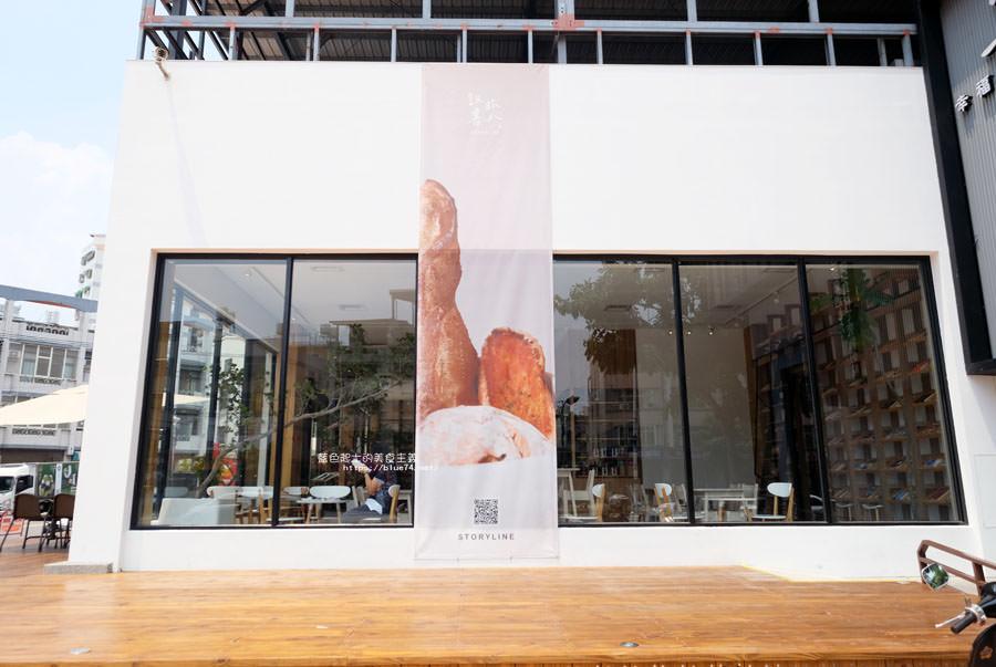 20180625224346 45 - 說書旅人│旅遊書牆,舒適空間,大里值得推薦麵包咖啡館