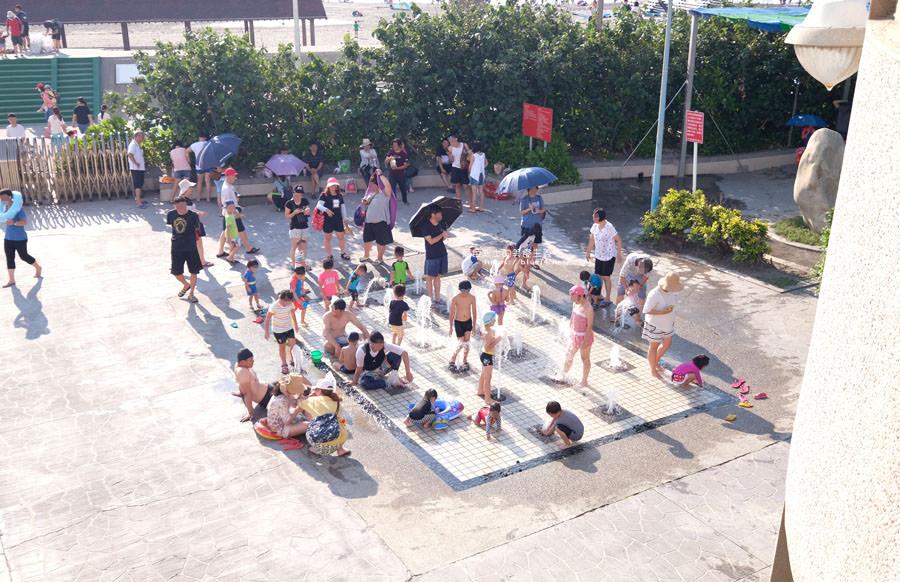 20180707130503 61 - 大安濱海樂園│免費親子戲水池清洗區、停車場、沙雕音樂祭的大安海水浴場,大安濱海旅客服務中心